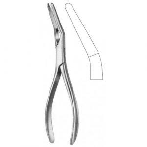 Asch Septum Forceps 23cm