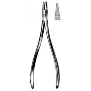 Bending Plier for plates 16.5cm