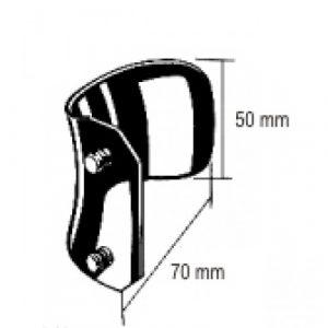 Blade/ Finochietto Rib Spreader 70x55mm pair