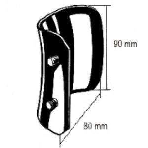 Blade/ Finochietto Rib Spreader 80x90mm pair