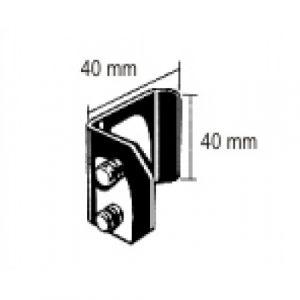 Blade/Finochietto Spreader 40x40mm pair Aluminium