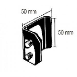 Blade/Finochietto Spreader 50x50mm pair Aluminium