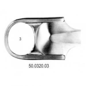 Blade for Sluder-Ballenger Tonsillotome Fig.3
