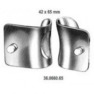 Blade only for MERCEDES Spreader 48x65mm pair