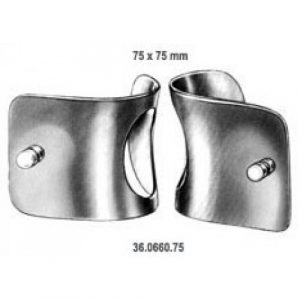 Blade only for MERCEDES Spreader 75x75mm pair