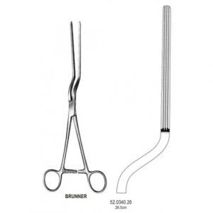 Brunner Atruma Intestinal Clamp 26cm