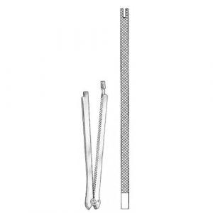 De Martel Wolfson Anastomosis clamp 10cm