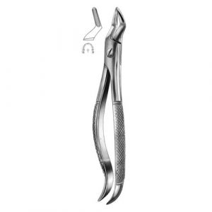 Extracting Forceps English Pattern No 104
