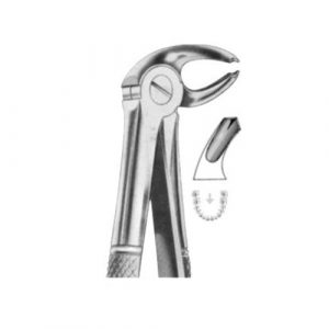 Extracting Forceps English Pattern No 23