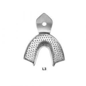 Impression Trays Stainless Steel