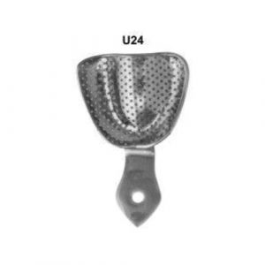Impression Trays-Stainless Steel U24