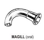 Magill Nasal Connector