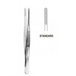Standard Dressing Forceps Serrated 20cm