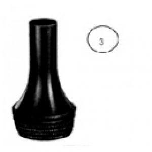 Zoellner Ear Speculum 7.5×8.5mm, B/F Fig.3